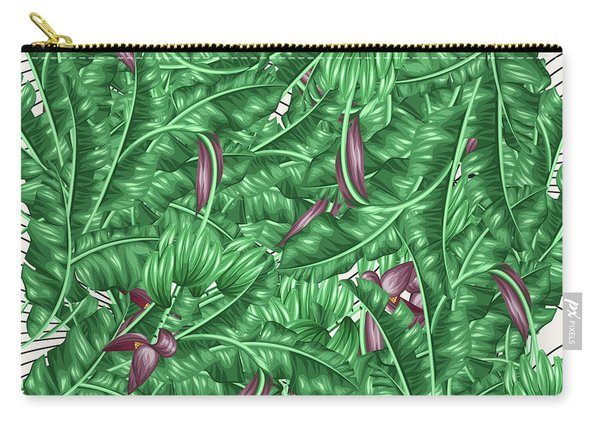 Cool Tropic  Carry-all Pouch