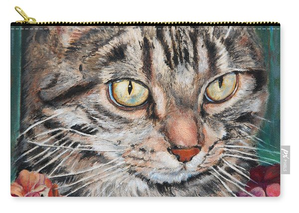 Cooper The Cat Carry-all Pouch