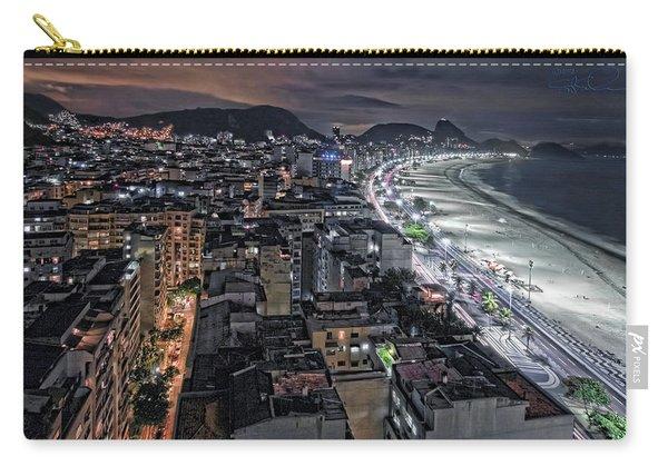 Copacabana Lights Carry-all Pouch