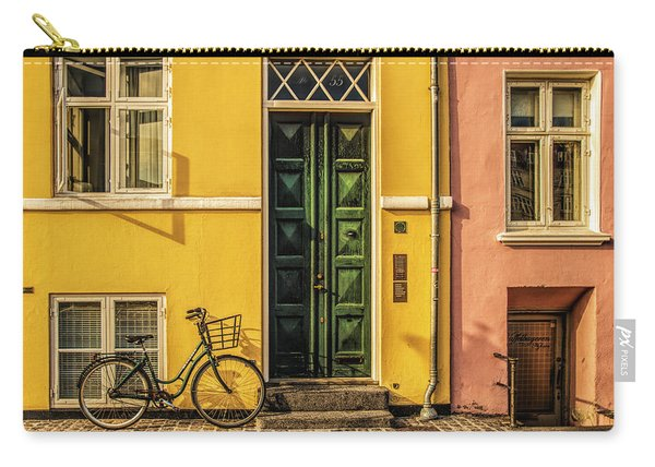 Copenhagen Transportation Carry-all Pouch