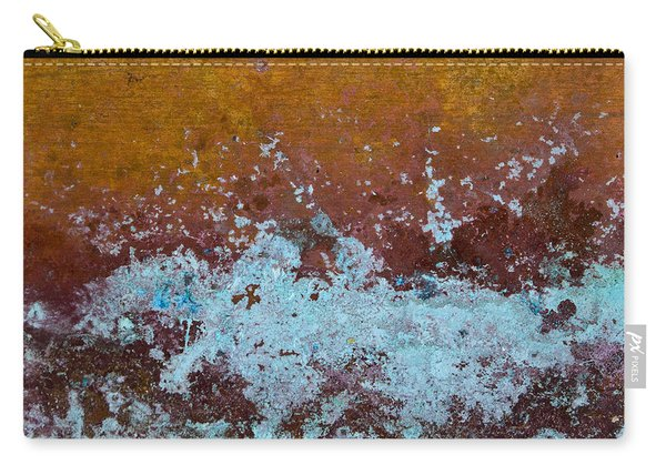 Copper Patina Carry-all Pouch