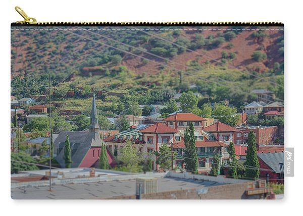 Copper Queen Hotel Carry-all Pouch