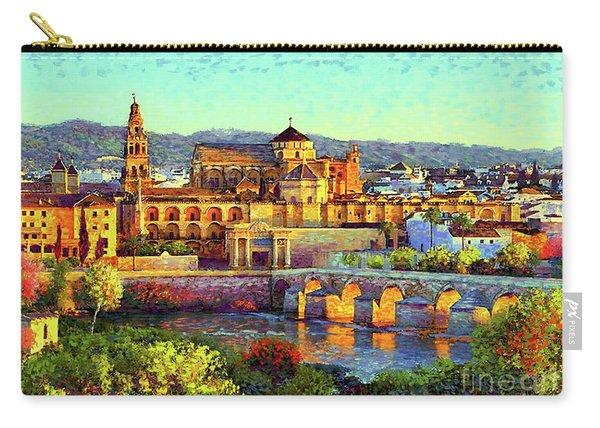 Cordoba Mosque Cathedral Mezquita Carry-all Pouch