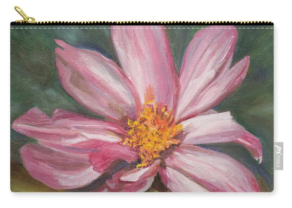 Coreopsis Flower Carry-all Pouch