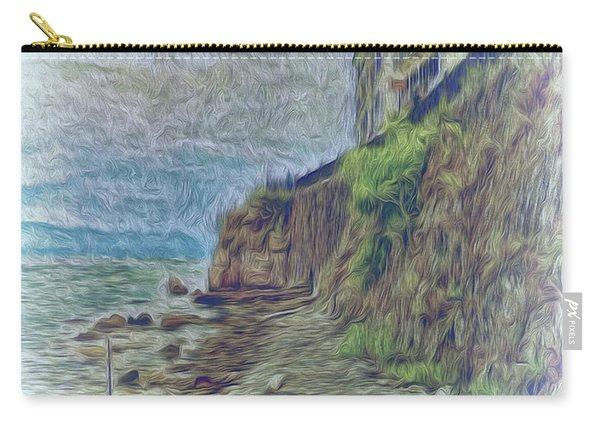 Corfu 33 - Corfu Rocks Carry-all Pouch