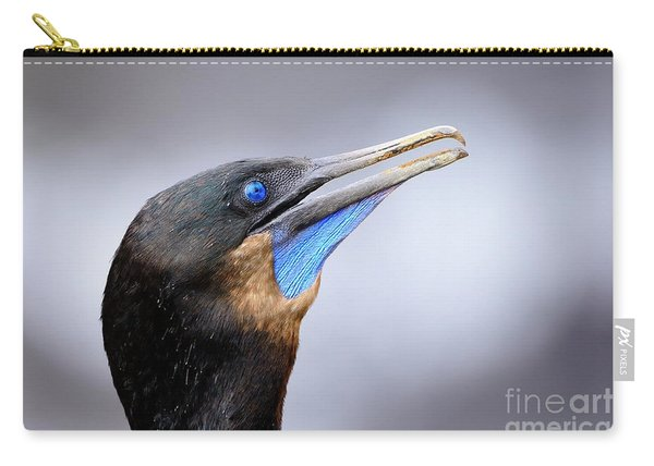 Cormorant Impressions Carry-all Pouch