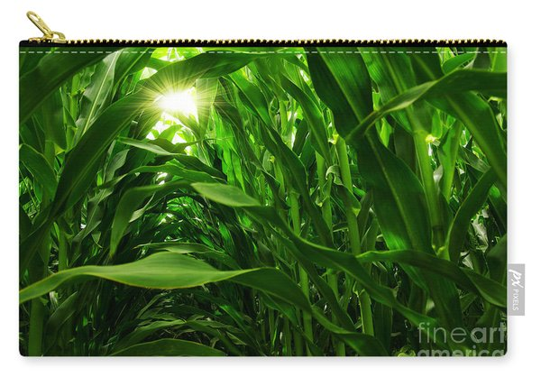 Corn Field Carry-all Pouch