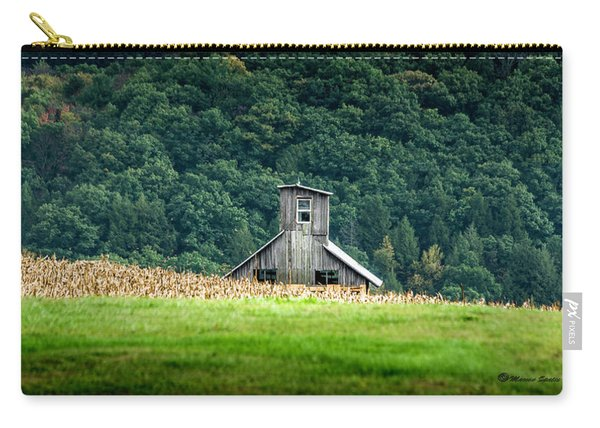 Corn Field Silo Carry-all Pouch
