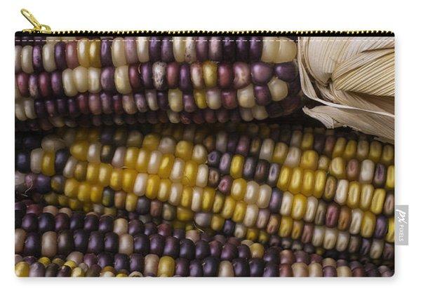 Corn Kernals Carry-all Pouch