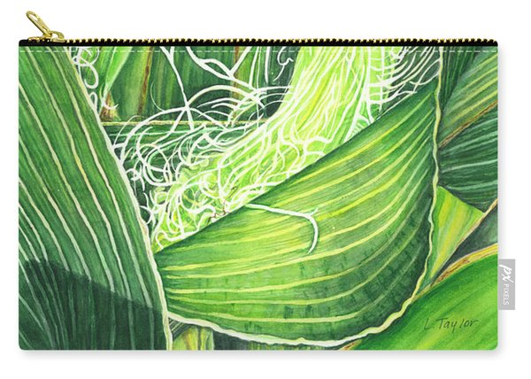 Corn Silk Carry-all Pouch
