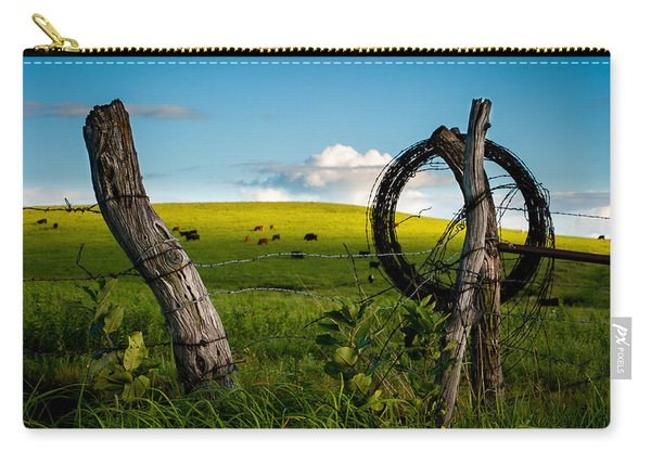 Corner Post Carry-all Pouch