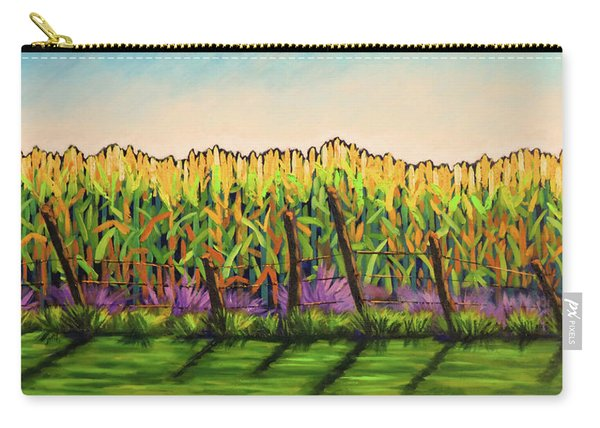 Cornfield Color Carry-all Pouch
