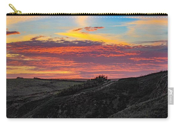 Cornish Sunset  Carry-all Pouch