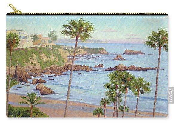 Corona Del Mar Vista Carry-all Pouch