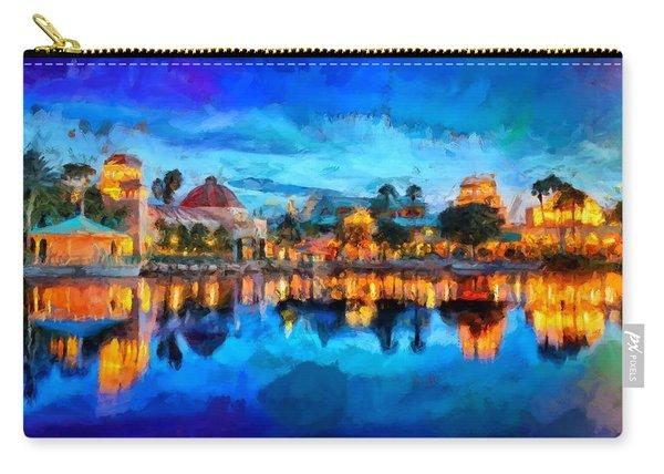 Coronado Springs Resort Carry-all Pouch