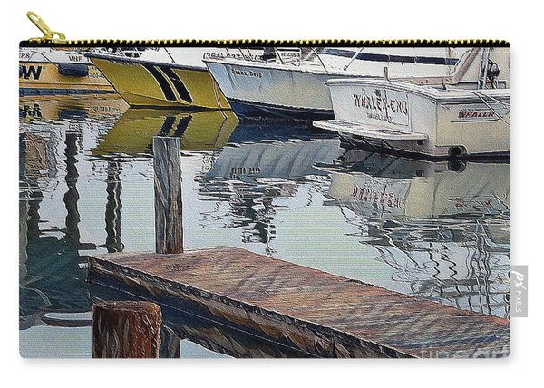 Corpus Christi Dock Carry-all Pouch