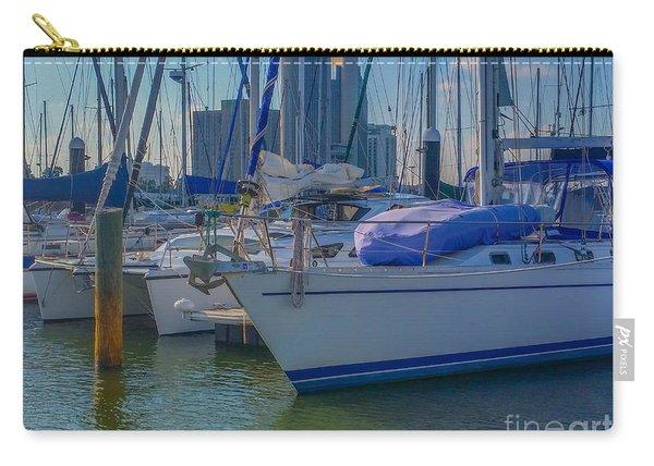 Corpus Christi Marina Carry-all Pouch