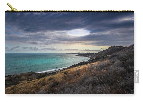 Corral Canyon Malibu Trail Carry-all Pouch