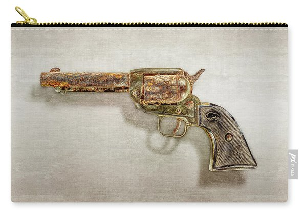 Corroded Peacemaker Carry-all Pouch