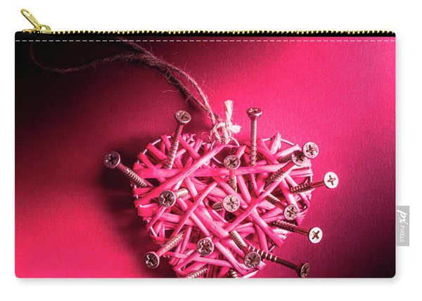 Corrosion Of Emotion Carry-all Pouch