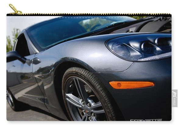 Corvette Racing Carry-all Pouch