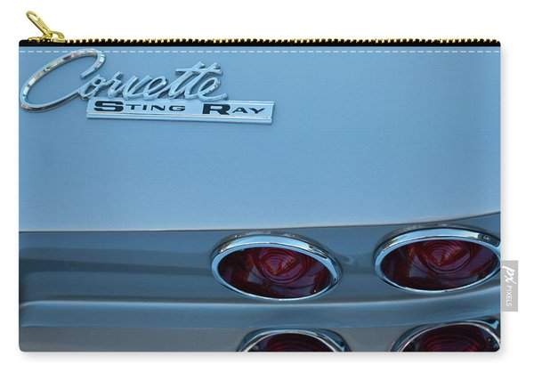 1967 Corvette Sting Ray Carry-all Pouch