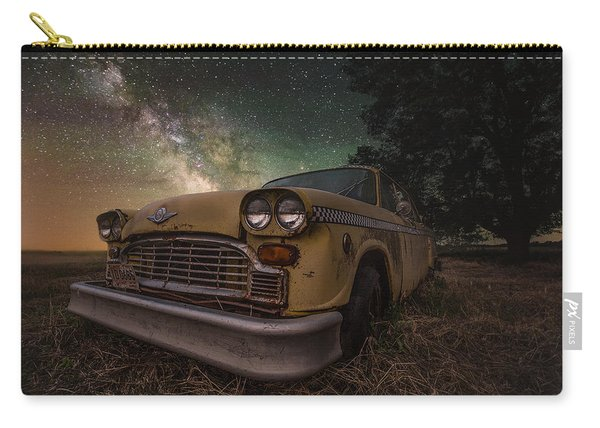 Cosmic Cab Carry-all Pouch