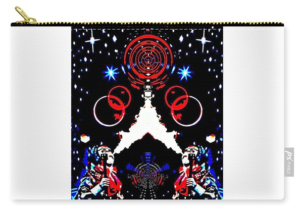 Cosmic Duo Carry-all Pouch