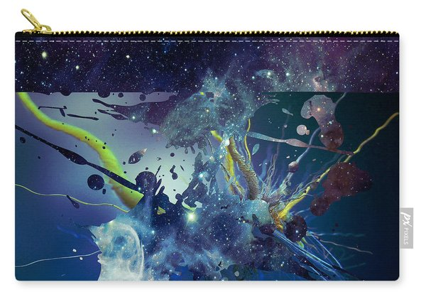 Cosmic Resonance No 1 Carry-all Pouch