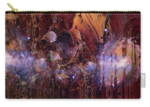 Cosmic Resonance No 2 Carry-all Pouch