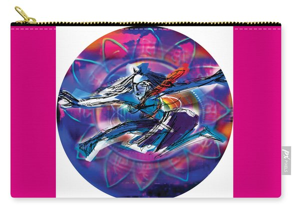 Cosmic Shiva Speed Carry-all Pouch