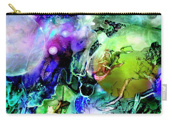 Cosmic Web Carry-all Pouch