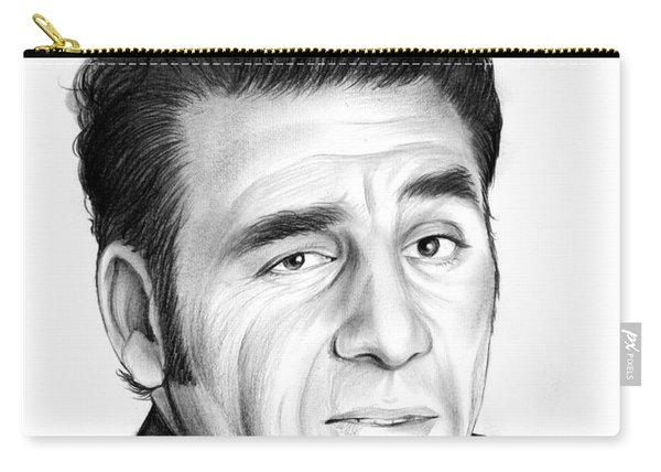 Cosmo Kramer Carry-all Pouch