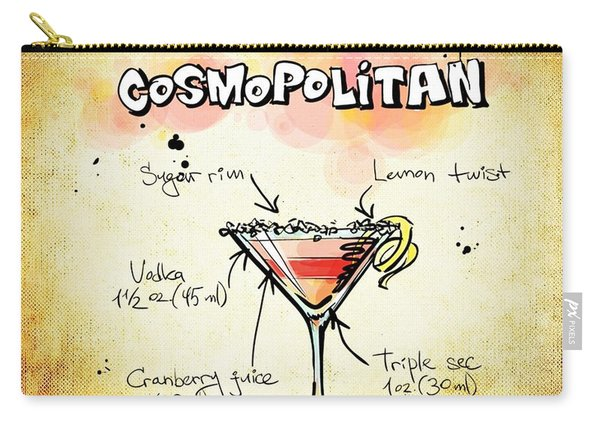 Cosmopolitan Carry-all Pouch