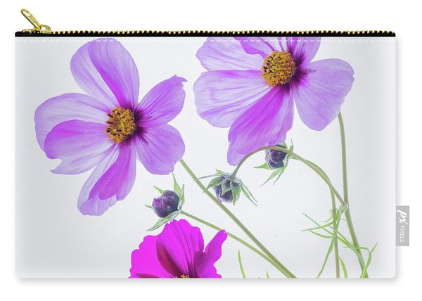 Cosmos Bright Carry-all Pouch