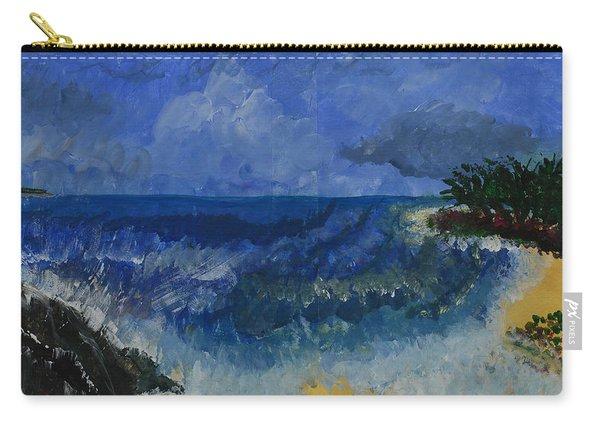 Costa Rica Beach Carry-all Pouch