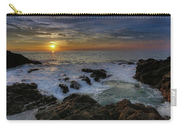 Costa Rica Sunrie Carry-all Pouch