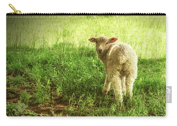 Cotswold Sheep Carry-all Pouch