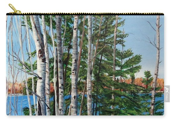 Cottage Country 2 Carry-all Pouch