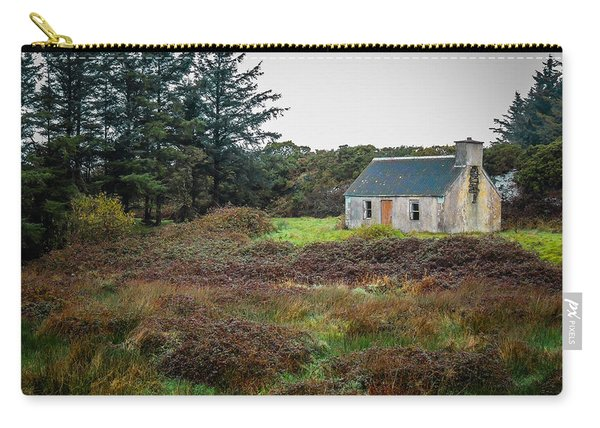 Cottage In The Irish Countryside Carry-all Pouch