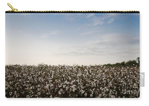 Cotton Field 2 Carry-all Pouch