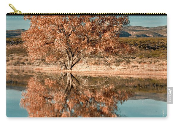 Cotton Wood Tree  Carry-all Pouch