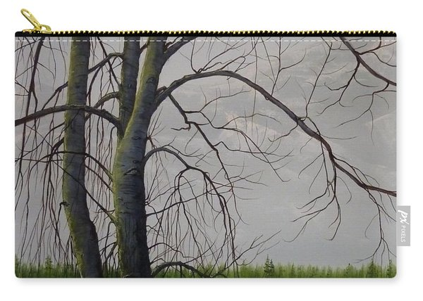 Cottonwoods Carry-all Pouch