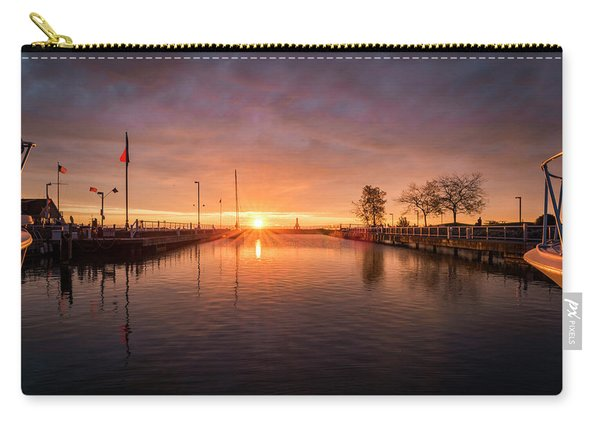 Could Be Paradise Carry-all Pouch