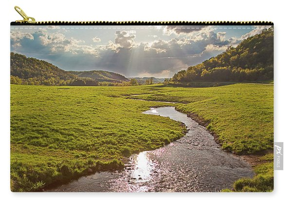 Coulee View Carry-all Pouch