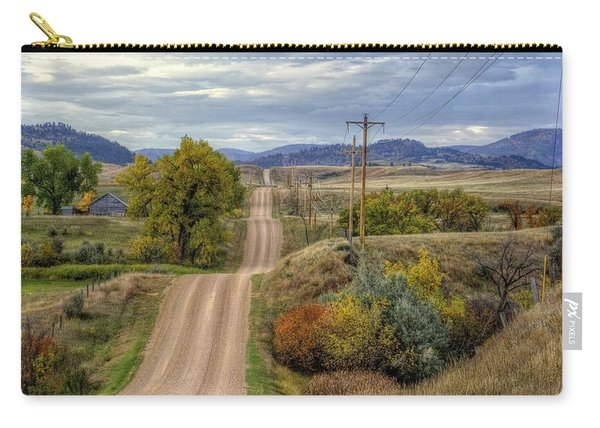 Country Autumn Carry-all Pouch