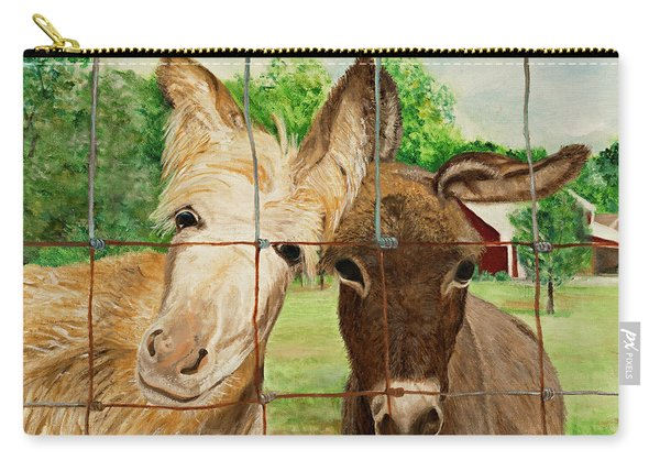 Country Companions Carry-all Pouch