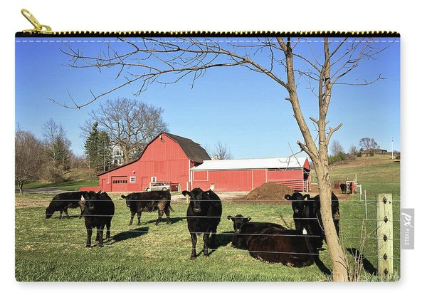 Country Cows Carry-all Pouch