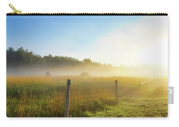 Country Fencerow Carry-all Pouch