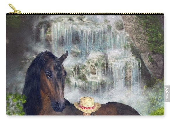 Country Memories 1 Carry-all Pouch